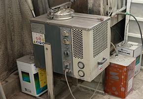 廃溶剤再生機 ポンテケミカル㈱ ソルベントリサイクラーIST10-15