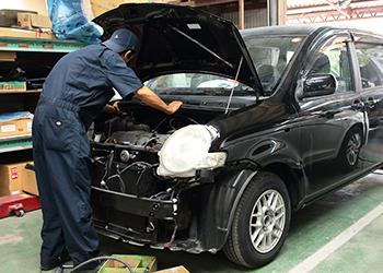 車の修理・車検サービス