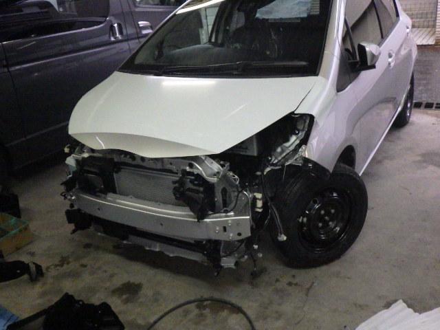 新車の防錆処理をしました
