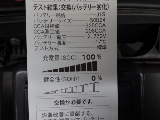 トヨタ アルファード 車検整備のご紹介