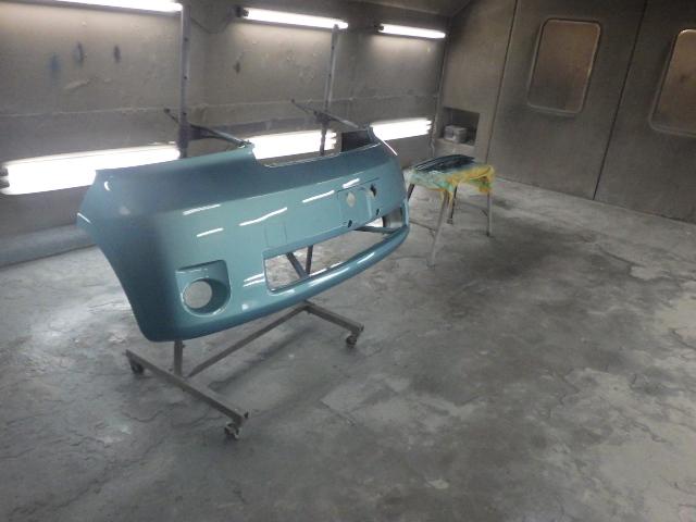 鹿児島市 トヨタ ポルテ バンパー 格安修理