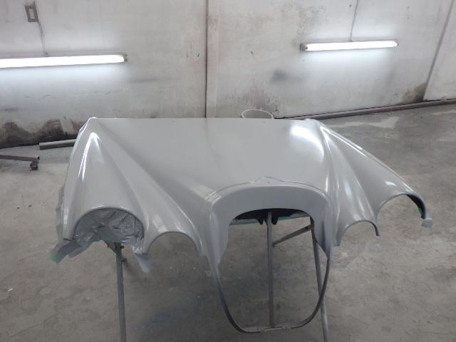 光岡自動車のリョーガを修理しました。
